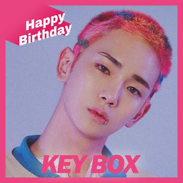 SHINee KEY BOX