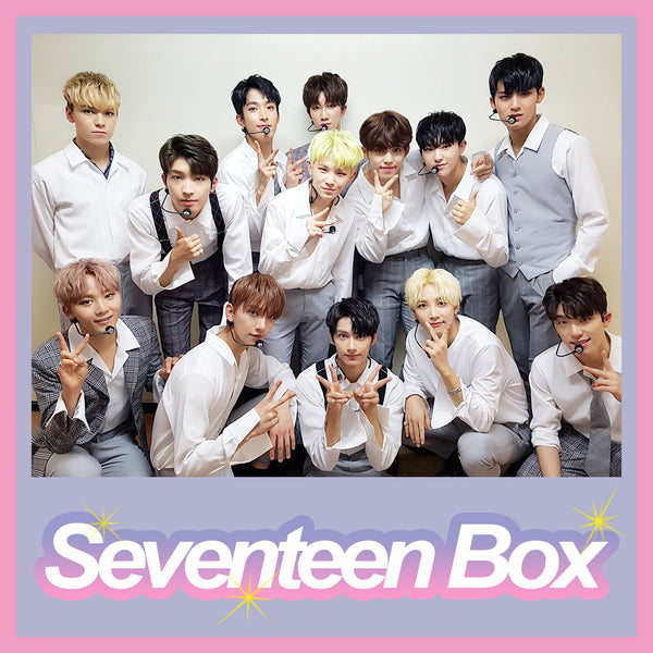 Seventeen BOX(**LIMITED TIME OFFER**)