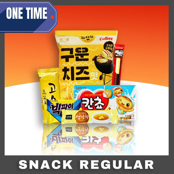 K-SNACK REGULAR BOX ONE TIME