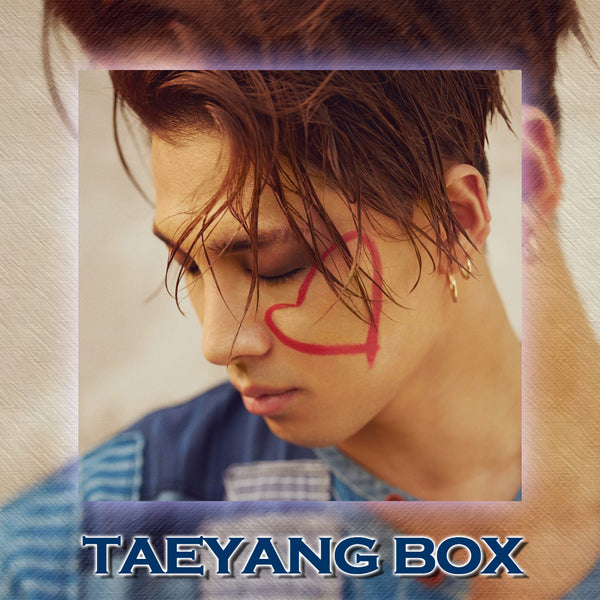 TAEYANG BOX(**LIMITED TIME OFFER**)
