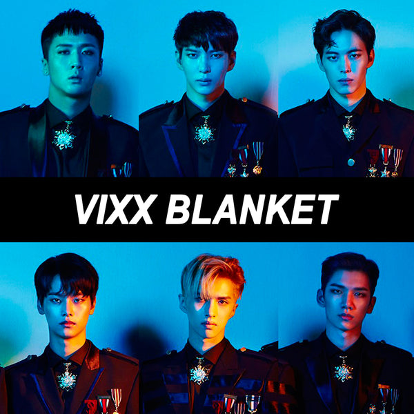 VIXX Blanket(Group or Individual Member)