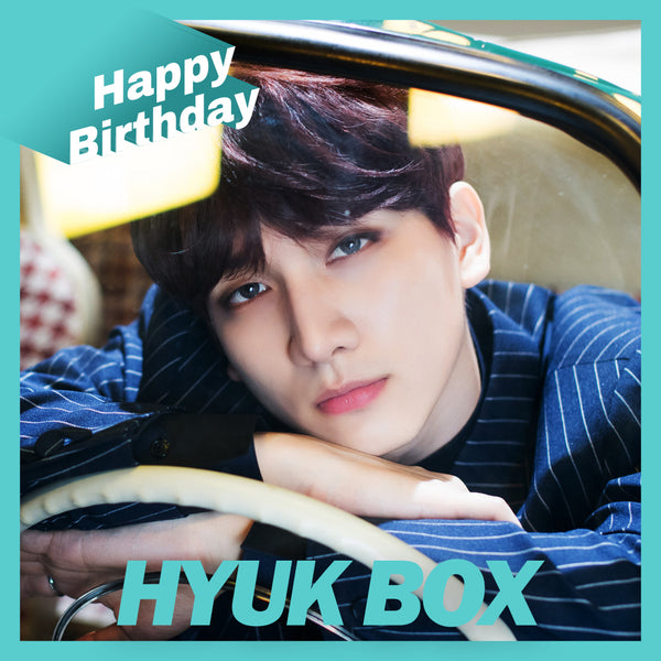 VIXX HYUK BOX(**LIMITED TIME OFFER**)