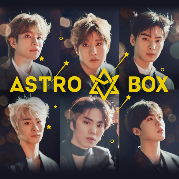 ASTRO BOX(**LIMITED TIME OFFER**)