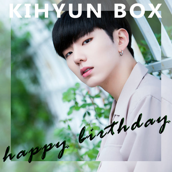 KIHYUN BOX(**LIMITED TIME OFFER**)