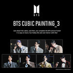 BTS Official Cubic Painting