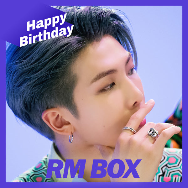 RAPMONSTER BOX(**LIMITED TIME OFFER**)