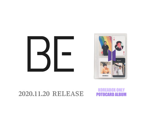 [PRE-ORDER] BTS BE (DELUXE EDITION)