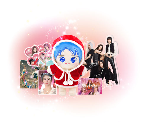 Girl Group Christmas Box Season 2