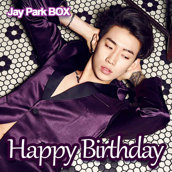 JAY PARK BOX(**LIMITED TIME OFFER**)