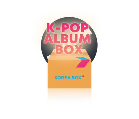 K-Pop Album Box