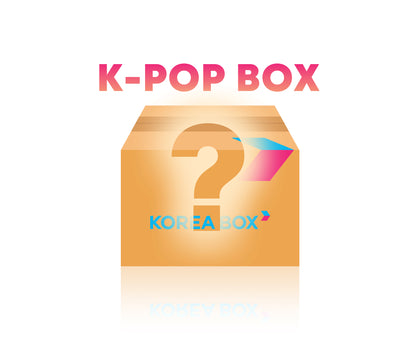Korean Snacks/K-Pop/Cosmetics Subscription FREE