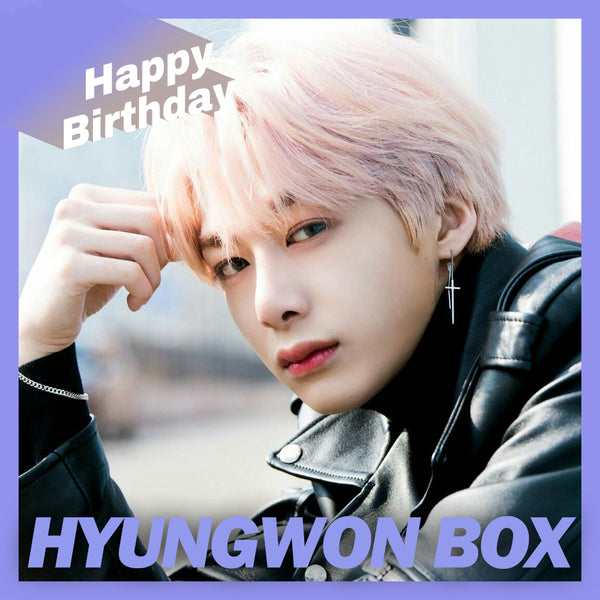 Hyungwon BOX(**LIMITED TIME OFFER**)