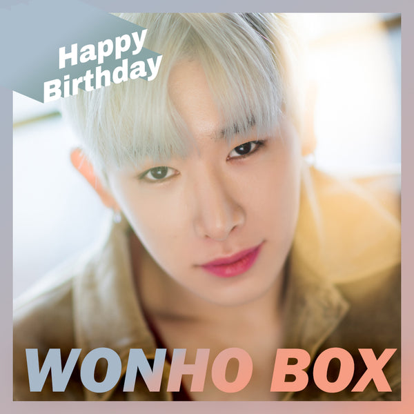 WONHO BOX(**LIMITED TIME OFFER**)