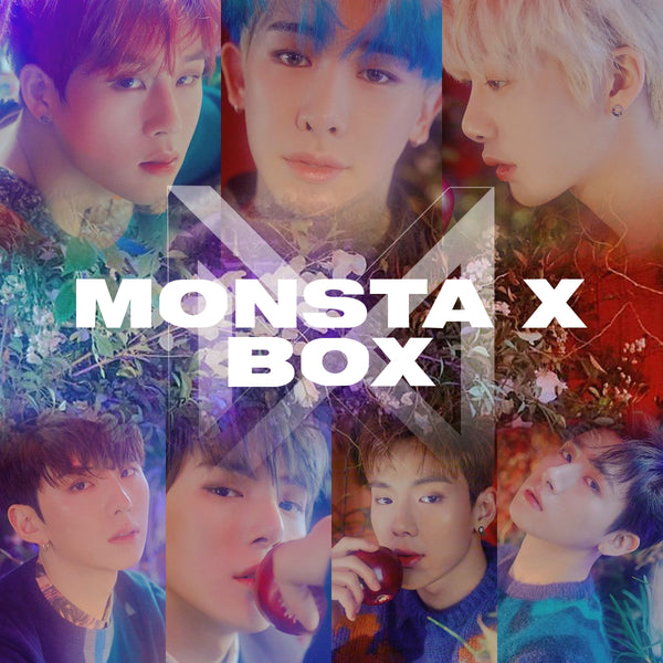 MONSTA-X BOX(**LIMITED TIME OFFER**)