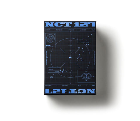 [PRE-ORDER] NCT127 - 2021 SEASONS GREETINGS
