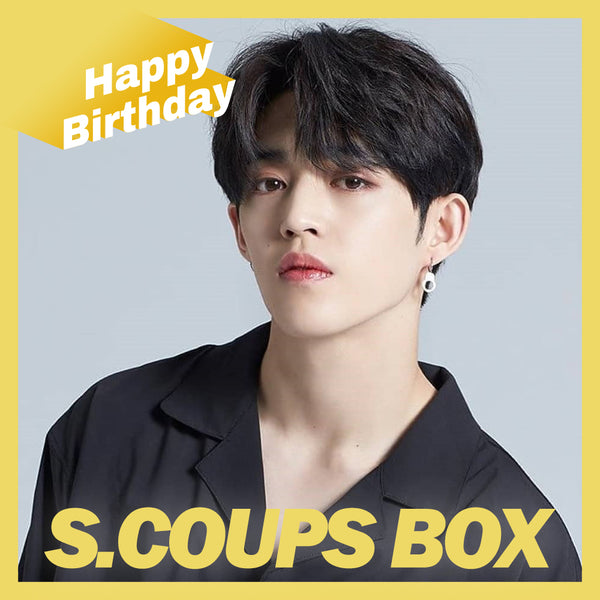 SEVENTEEN S.COUPS BOX(**LIMITED TIME OFFER**)