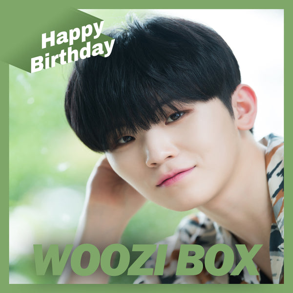 SEVENTEEN WOOZI BOX(**LIMITED TIME OFFER**)