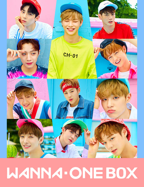 WANNA ONE BOX