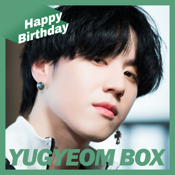 GOT7 YUGYEOM BOX(**LIMITED TIME OFFER**)