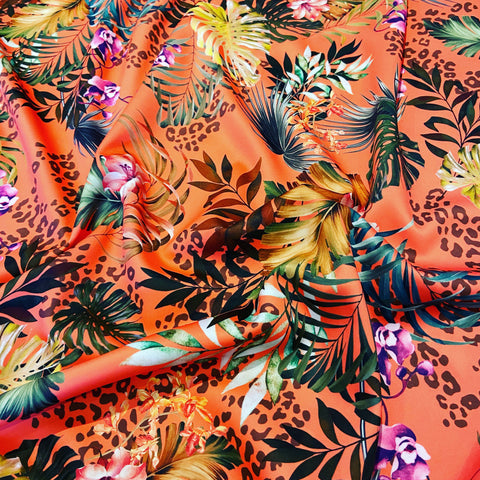 FS471_2 Hawaii Tropical | Fabric Styles