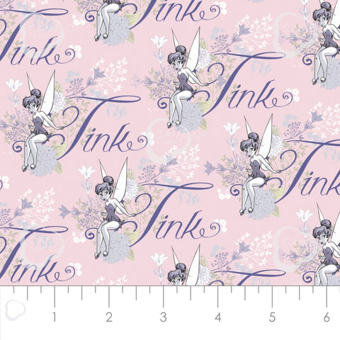 FS623 Tink In Pink Disney