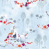 FS763_3 Disney Frozen Olaf Cotton