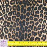 FS005_1 Brown Leopard | Fabric Styles