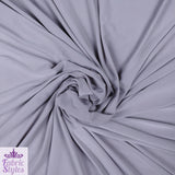 FS115_2 Silver Grey Soft Touch Fabric