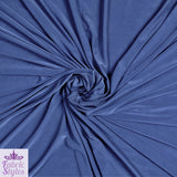 FS115_3 Navy Soft Touch Fabric