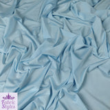 FS115_6 Baby Blue Soft Touch Fabric | Fabric Styles