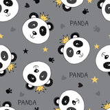 FS390 Panda King | Fabric Styles