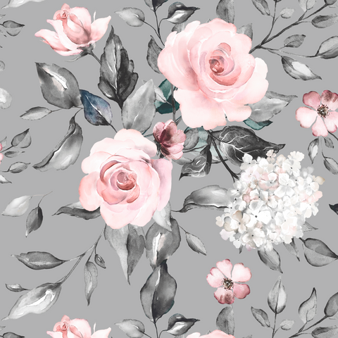 FS426 Pastel Floral | Fabric Styles