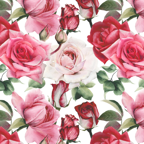 FS433 Rose World | Fabric Styles