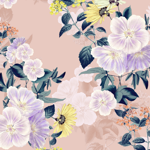 FS446_2 Destiny Floral | Fabric Styles