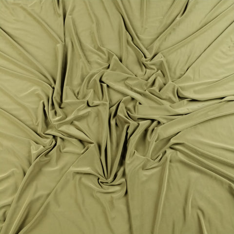 FS115_13 Olive Green Soft Touch Fabric | Fabric Styles
