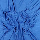 FS115_10 Royal Blue Soft Touch Fabric | Fabric Styles