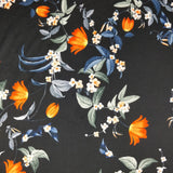 FS194 Orange Tulip | Fabric Styles