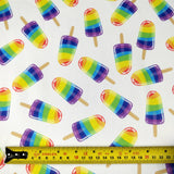 FS266 Rainbow Lollies | Fabric Styles