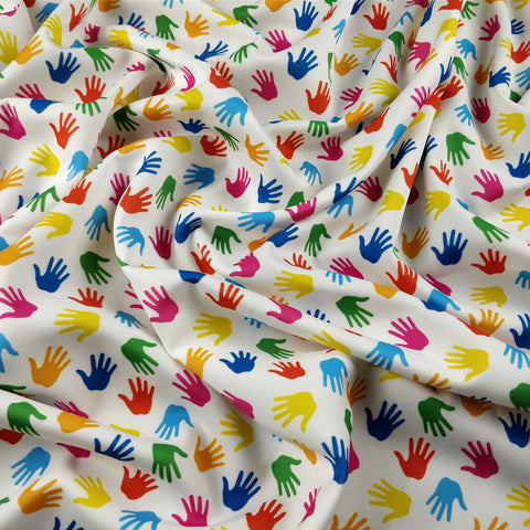 FS263 Multicolour Handprints