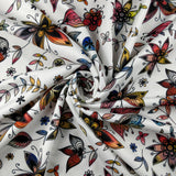 FS246 Watercolour Floral | Fabric Styles