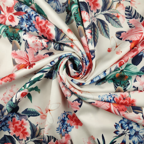 FS280 Oriental Lily | Fabric Styles