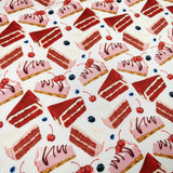 FS269 Red Velvet Cake | Fabric Styles