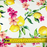 FS295 Lemon Floral