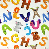 FS262 Animal Alphabet | Fabric Styles