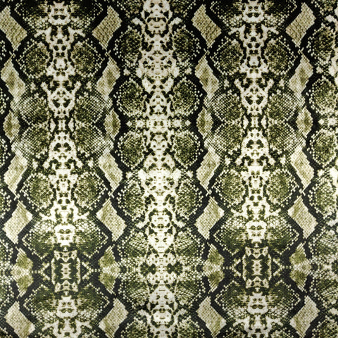 FS367_1 Green Snake | Fabric Styles