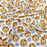 FS388 Lion King | Fabric Styles