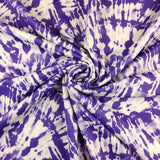 FS401_2 Purple Tie Dye | Fabric Styles