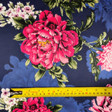 FS363_2 Zinnia Blossoms | Fabric Styles