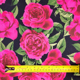 FS412 Pink Blossoms | Fabric Styles
