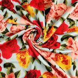FS436_2 Blossom Rose | Fabric Styles